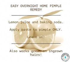 An easy at-home pimple #remedy that will significantly reduce that spot overnight! Also great for ingrown hairs. Especially good for whiteheads! how to #beauty #HomemadeAcneRemedies #PimplesOnForehead Cystic Acne Remedies, Natural Acne Remedies, Home Remedies For Acne, Hair Remedies, Homemade Pimple Remedies, Skin Care Routine For 20s, Sagging Skin, Acne Skin, Acne Scars