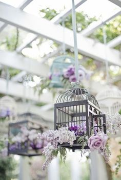 lilac wedding | 30 Lilac And Lavender Wedding Inspirational Ideas » Photo 30