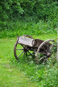 old wagon More