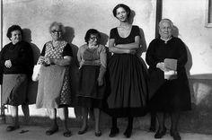 Arles 2016 : Ferdinando Scianna, La Sicile & Marpessa - L'Œil de la photographie