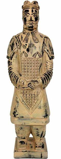 Xian Tomb Warrior Figurine