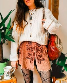 Fashion 90s, 70s Inspired Fashion, Boho Fashion, Autumn Fashion, Fashion Outfits, Cowgirl Fashion, Hippie Style, Mode Hippie, Bohemian Mode