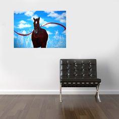 Özgürlük Dönüşümü by Ümit Dizdar Tuval üzerine #Akrilik / #Acryliconcanvas 100cm x 70cm 3.200₺ / 900$  #gallerymak #sanat #resim #tablo #ig_sanat #sanatgalerisi #sergi #at #atlar #beygir #atölye #elyapimi #cizim #sanatsal #contemporaryart #modernart #mimari #dekorasyon #evdekorasyon #artgallery #horse #blue #artoftheday #painting #contemporarypainting #freedom #sky #artbasel