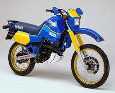 Yamaha XT 600 z Tenere 1983