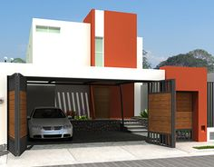 "Check out new work on my @Behance portfolio: ""Proyecto Las Pergolas 3D. Colima…"