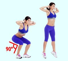 10 Fat-Torching Leg Exercises It's Better to Start Doing Right Now – Green Challenge Gym Workout Tips, Fitness Workout For Women, Easy Workouts, Yoga Fitness, At Home Workouts, Thigh Muscles, Abdominal Muscles, Faire Des Squats, Weight Loss Workout Plan