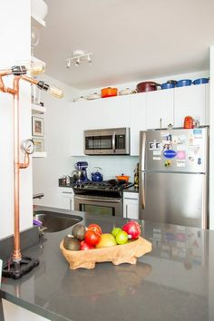 Visit the Home Kitchen of Executive Chef and Top Chef Alum Ed Cotton — Kitchen Tour and Profile: April 6-10, 2015