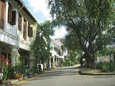 http://en.wikipedia.org/wiki/Emerald_Hill,_Singapore