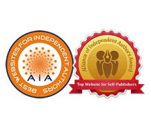 Proud Award-winners of Alliance of Independent Authors Award & Association of Independent Authors Award.