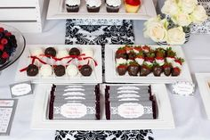 Boy Baby Shower Party Food Ideas