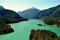 Columbia River Gorge,Washington