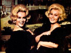 Zsa Zsa And Eva Gabor http://www.sodahead.com/entertainment/