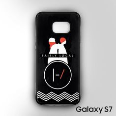twenty one pilots fairly local for Samsung Galaxy S7 phonecases