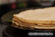 A sokat próbált zabpalacsinta receptem - Nóri mindenmentes konyhája