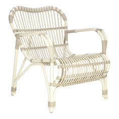 LAZY LUCY LOUNGE CHAIR WITH ARMS - JANUS et Cie