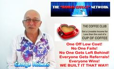 The Roman Effect Network - One Off Low Cost! No One Fails! - No One Gets Left Behind! Everyone Gets Referrals! Everyone Wins! WE BUILT IT THAT WAY! 30 Referrals Over and Over Again! http://simpleleadcapture.com/GeorgeHolmes/theromaneffectnetworkpl01