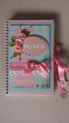 Cederno de anotaçoes