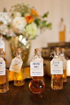 Astounding Wedding Gift Ideas Most People Do Not Think Of. Wonderful Wedding Gift Ideas Most People Do Not Think Of. Alcohol Wedding Favors, Wedding Favors Cheap, Wedding Favours, Wedding Gifts For Guests, Best Wedding Gifts, Trendy Wedding, Elegant Wedding, Mini Alcohol Bottles, Spring Wedding Inspiration