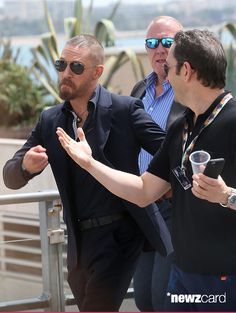 Tom Hardy - 68th annual Cannes Film Festival on May 14, 2015