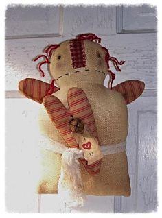 Thank  you for featuring my Prim Raggedy Ann and her Sock Monkey Babies. Primitive Rags by Annie Belcher on Etsy https://www.etsy.com/treasury/NTIxOTUxNHwyNzIzMjU0NjYz/primitive-rags