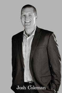 """JOSH COLEMAN: As Founder/Owner of The Josh Coleman Group, Josh is a skilled real estate expert, who knows the residential real estate arena well. Josh understands that each client has a particular set of needs and that those needs are the most important factors when buying or selling a home. """"No Pressure"""" – """"No Bull"""" Josh has always believed in helping the client understand the buying and selling process better. Visit our website for a complete bio on Josh Coleman. #Realtor #RealEstate"""