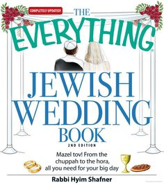 This was my go-to book for the first Kosher wedding I planned at the Hilton!