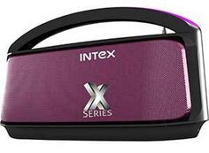 Intex BT Rock Bluetooth Speaker (Pink) At Rs. 2099