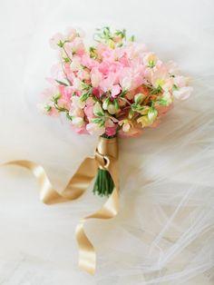 sweet pea bouquet | bouquets