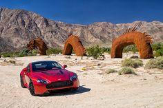 Aston Martin Vantage S, simply a Legend – GeorgiaPapadon
