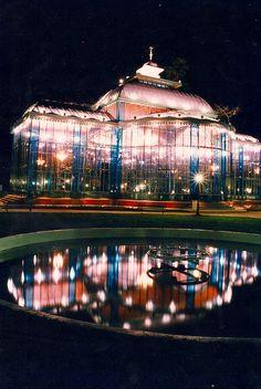 Cristal Palace, Petrópolis, Rio de Janeiro State, Brazil. by TurisRio, via Flickr