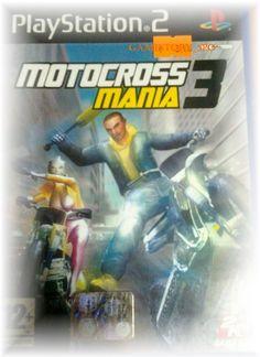 Moto cross 3 mania