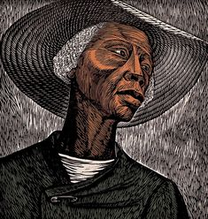 Sharecropper - Elizabeth Catlett