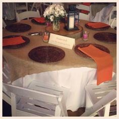 Mr. & Mrs. Cook {June 15th, 2013} The Farm at Brusharbor Wedding & Event Venue Mount Pleasant, NC just minutes from Charlotte, NC www.TheFarmatBrusharbor.com #thefarmatbrusharbor #rusticwedding #rusticweddingchic #carolinabride #ncwedding #wedding #bride #barnwedding #farmwedding #burlap