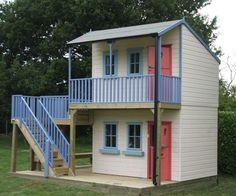 Apartment playhouse.