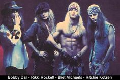Poison (w/ Richie Kotzen)#Repin By:Pinterest++ for iPad#