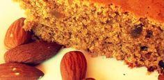Bolo integral de amendoim - Portal Sua Corrida