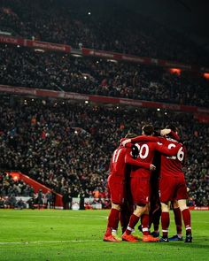 ff39c5e75 liverpool fc Good to be back home. 🔴  Anfield  WeAreLiverpool Liverpool  Football Club