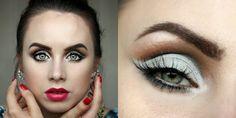 cut crease mary kay eyeshadows Cut Crease, Eyeshadows, Mary Kay, Septum Ring, Halloween Face Makeup, Make Up, Eye Shadows, Eyeshadow, Makeup