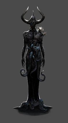 demon, Hookwang Lee on ArtStation at https://www.artstation.com/artwork/demon-2980b74d-e2b9-4ddb-ae62-537a2e35655a