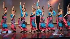 Flamenco is a genre of Spanish music, song, and dance from Andalusia, in southern Spain, that includes cante (singing), toque (guitar playing), baile (dance) and palmas (handclaps). First mentioned in literature in 1774, the genre grew out of Andalusian and Romani music and dance styles.