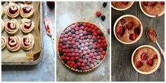 Oppskrifter med bringebær Ost, Raspberry, Fruit, Raspberries
