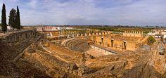 RUINAS DE ITÁLICA: restos romanos en España