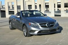 They have finally become wise by Mercedes E350 Cabriolet Review and have the type designation CLK thrown overboard.
