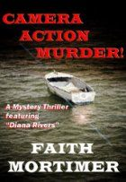 The Diana Rivers Mystery Series by Faith Mortimer | Book Basset