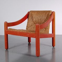 Located using retrostart.com > Lounge Chair by Vico Magistretti for Cassina