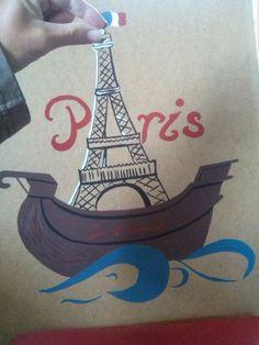 Paris art :) Paris Art, Pli, Tower, Rook, Computer Case, Building