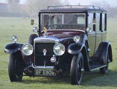 1923 Daimler Hooper Limousine 9.4L