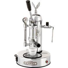 Elektra ART.S1C Micro Casa Espresso Machine - Chrome - My Espresso Shop