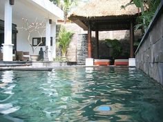 Welcome to Bali in your own backyard #pooldesigns #tropicaldesigns #PropertyRepublic www.propertyrepublic.com.au