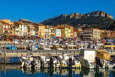 Cassis, Provence, France #Cassis #Paca #France #Awesome